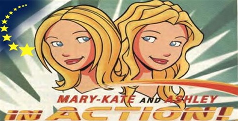 Mary-Kate in Ashley