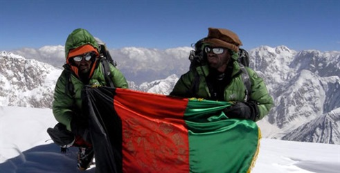 Afghans to the Top