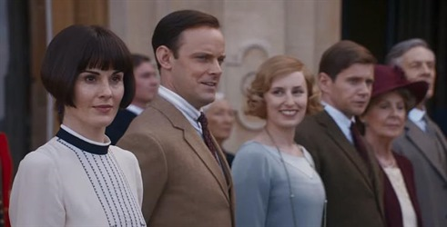 Stigao prvi službeni trailer za film Downton Abbey!