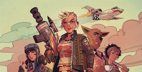 Margot Robbie radi novu adaptaciju stripa Tank Girl