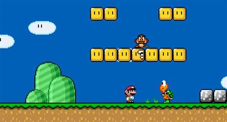Monolith Mario World 3