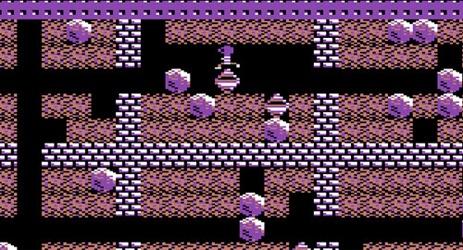 Razbijalec sten C64