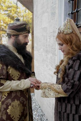 Vjenčanje Sulejmana i Hurem - ljubav jača od tradicije i zakona