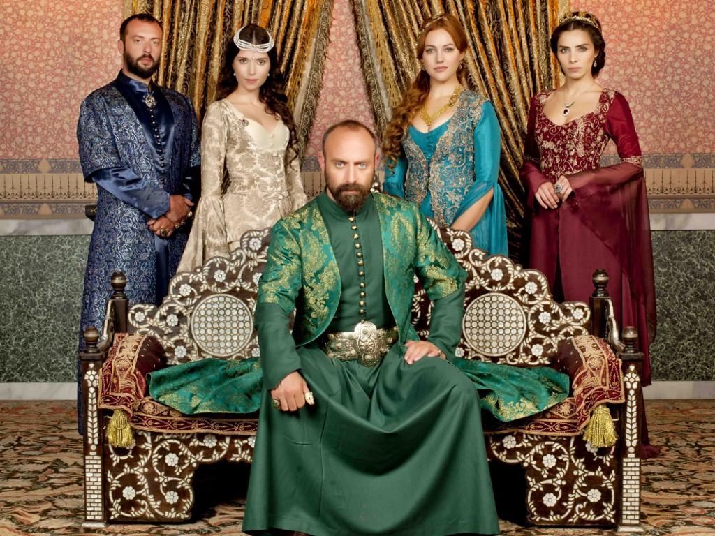 Sulejman Velicanstveni Slike